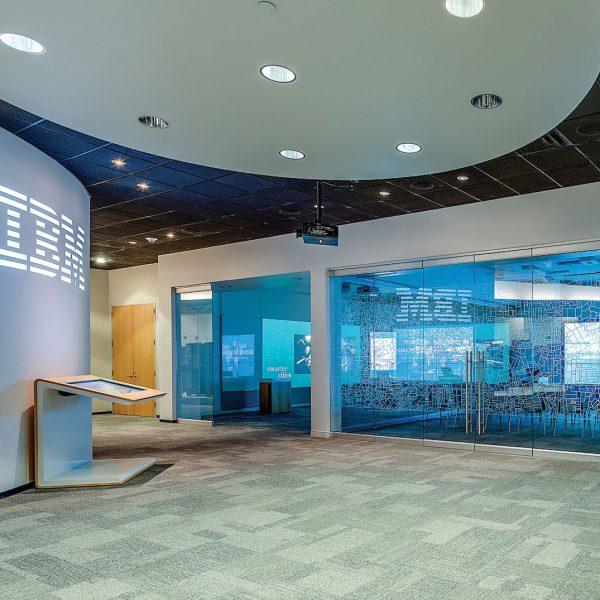 IBM Solution Center Kiosk